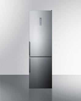FFBF192SSBIIM Refrigerator Freezer Front