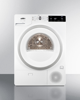 SLD242W Dryer Front