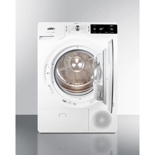 SLD242W Dryer Open