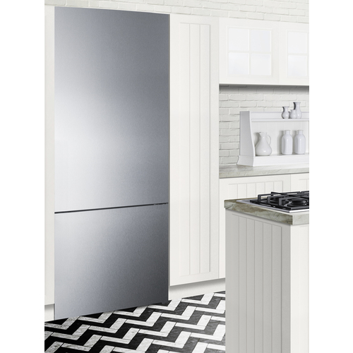 FFBF279SSBI Refrigerator Freezer Set