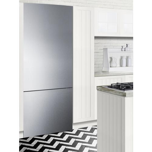 FFBF279SSBIIM Refrigerator Freezer Set