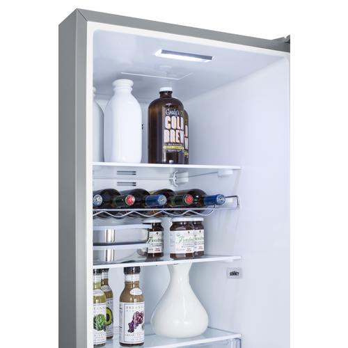 FFBF192SSBILHD Refrigerator Freezer Detail