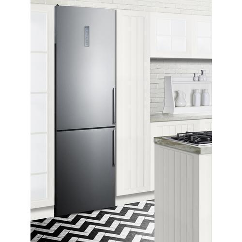 FFBF192SSBILHD Refrigerator Freezer Set