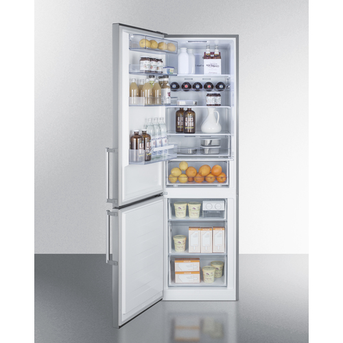 FFBF192SSBILHD Refrigerator Freezer Full