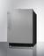 ALRF49BSSHV Refrigerator Freezer Angle