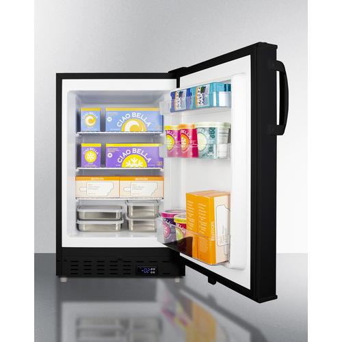 ALFZ37B Freezer Full