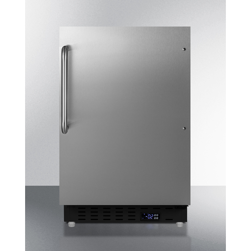 ALFZ37BSSTB Freezer Front