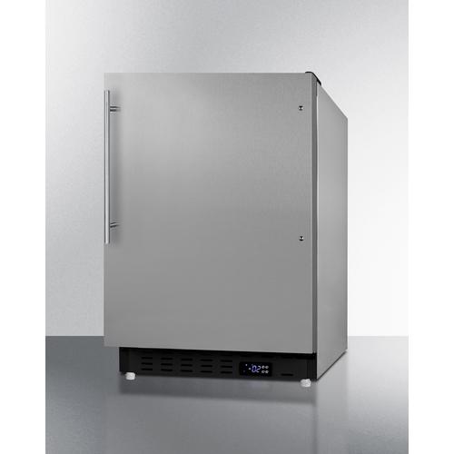 ALFZ37BCSSHV Freezer Angle
