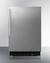 ALFZ37BCSSHV Freezer Front