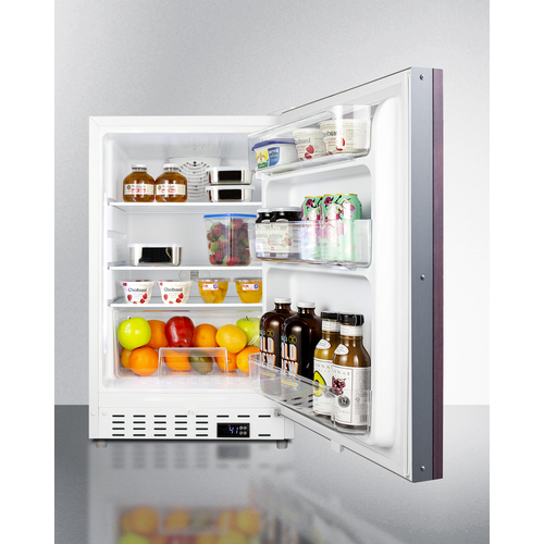 ALR46WIF Refrigerator Full