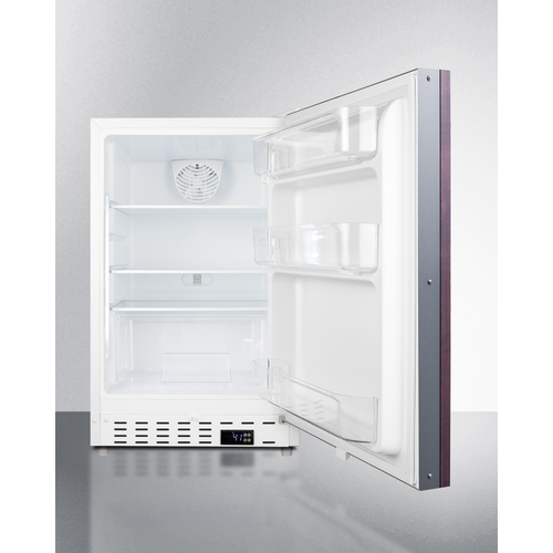 ALR46WIF Refrigerator Open