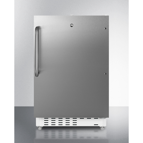 ALRF48SSTB Refrigerator Freezer Front