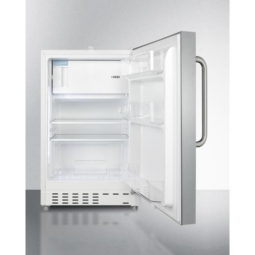 ALRF48SSTB Refrigerator Freezer Open