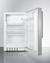 ALRF48SSHV Refrigerator Freezer Open