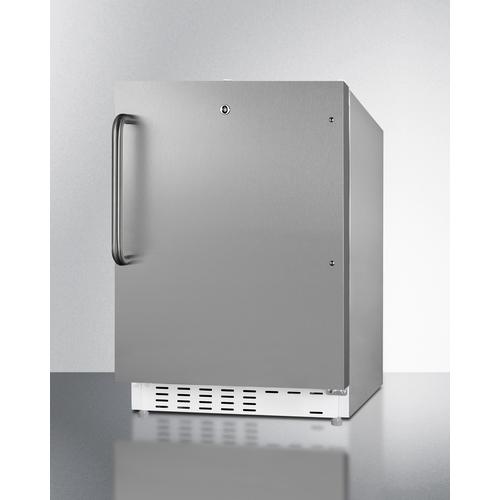 ALRF48CSS Refrigerator Freezer Angle