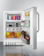 ALRF48CSS Refrigerator Freezer Full