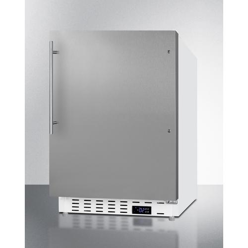 ALFZ36SSHV Freezer Angle