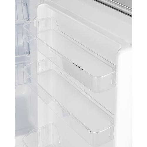 ALFZ36CSS Freezer Detail