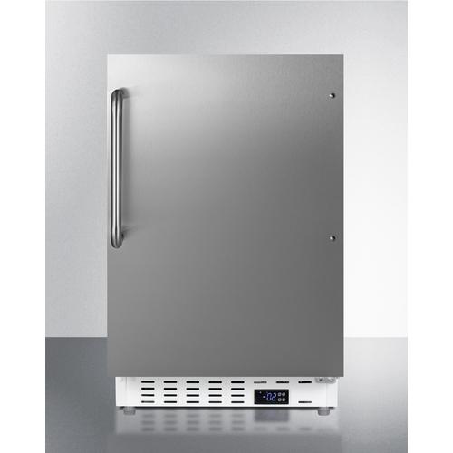 ALFZ36CSS Freezer Front