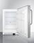 ALFZ36CSS Freezer Open