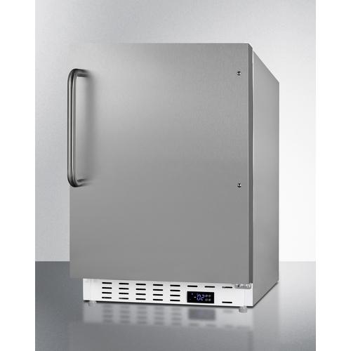 ALFZ36CSS Freezer Angle