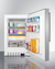 ALFZ36CSSHV Freezer Full