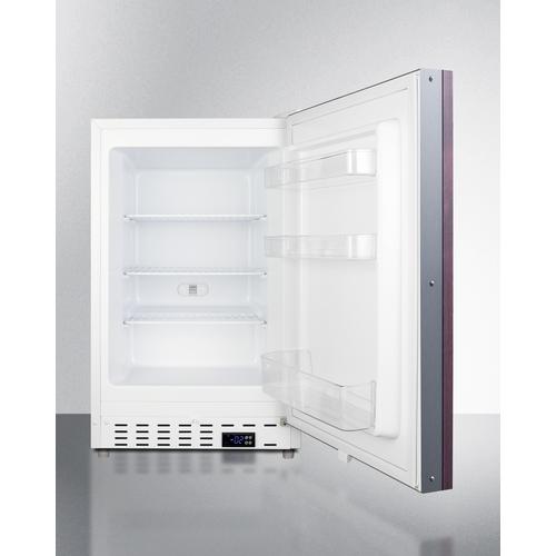 ALFZ36IF Freezer Open