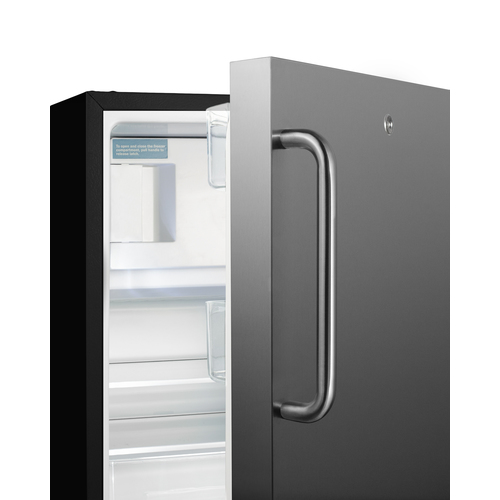 ALRF49BSSTB Refrigerator Freezer Detail