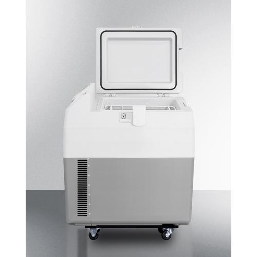 SPRF36M2 Refrigerator Freezer Open
