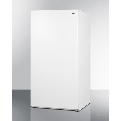 UF18W Freezer Angle