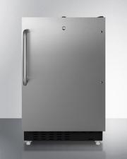 ALRF49BCSS Refrigerator Freezer Front