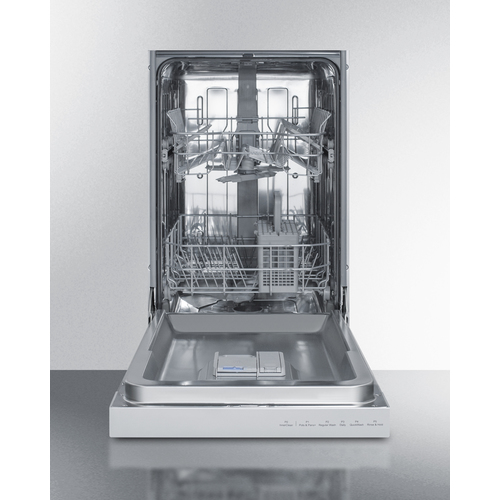 DW18SS4ADA Dishwasher Open