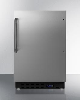 ALFZ37BCSS Freezer Front