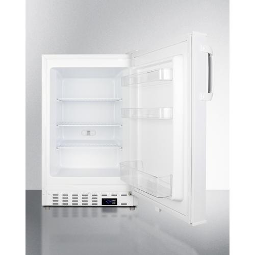 ALFZ36MC Freezer Open