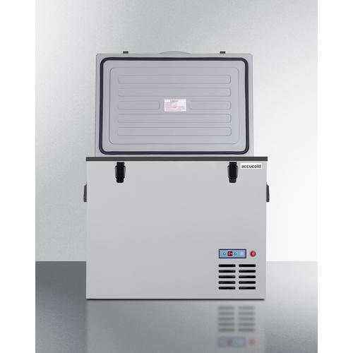 SPRF56 Refrigerator Freezer Open