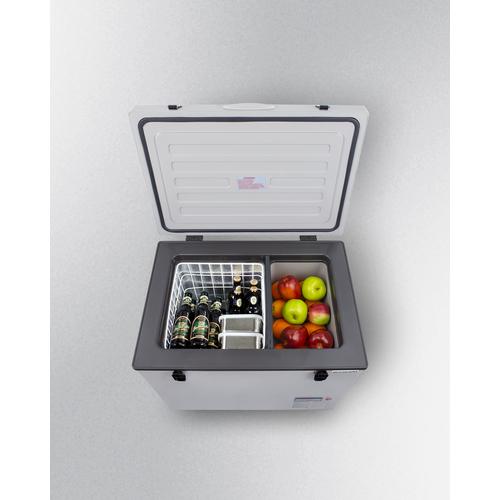 SPRF56 Refrigerator Freezer Full