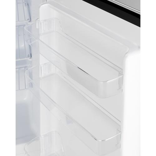 ALFZ37BSSTB Freezer Detail