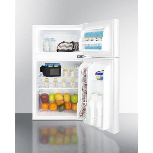 CP34WMC Refrigerator Freezer Full