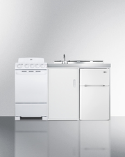 ACK60COILW Kitchenette Front
