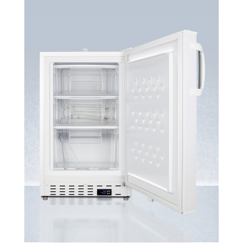 ADA305AF Freezer Open