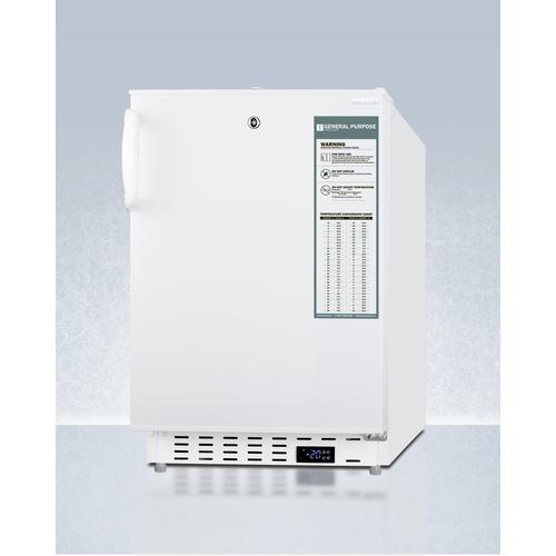 ADA305AF Freezer Angle
