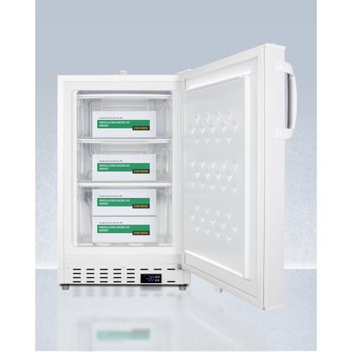 ADA305AF Freezer Full