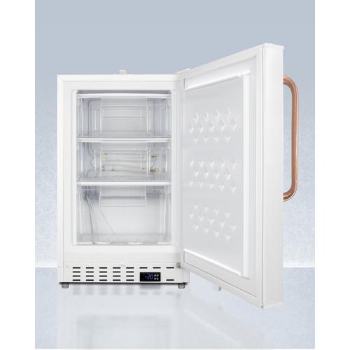 ADA305AFTBC Freezer Open