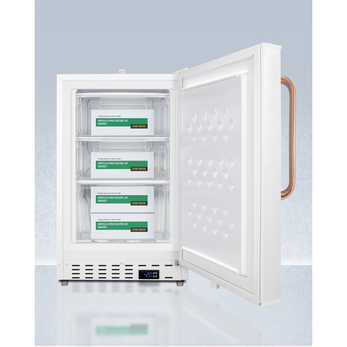 ADA305AFTBC Freezer Full