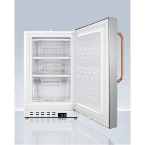 ADA305AFSSTBC Freezer Open