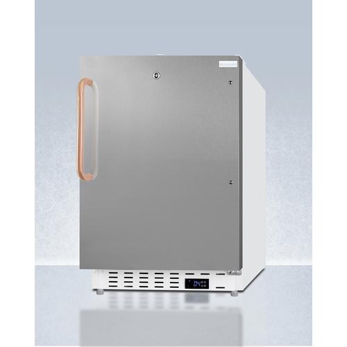ADA404REFSSTBC Refrigerator Angle