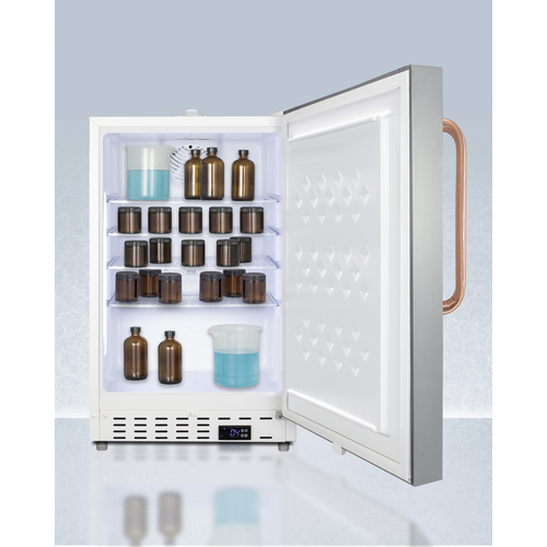 ADA404REFSSTBC Refrigerator Full