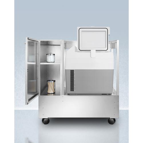 CARTSPRF36 Refrigerator Freezer Full