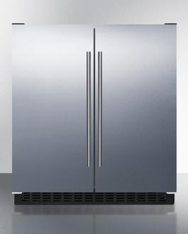 FFRF3075WSS Refrigerator Freezer Front