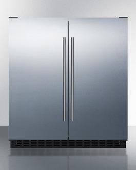 FFRF3070BSS Refrigerator Freezer Front